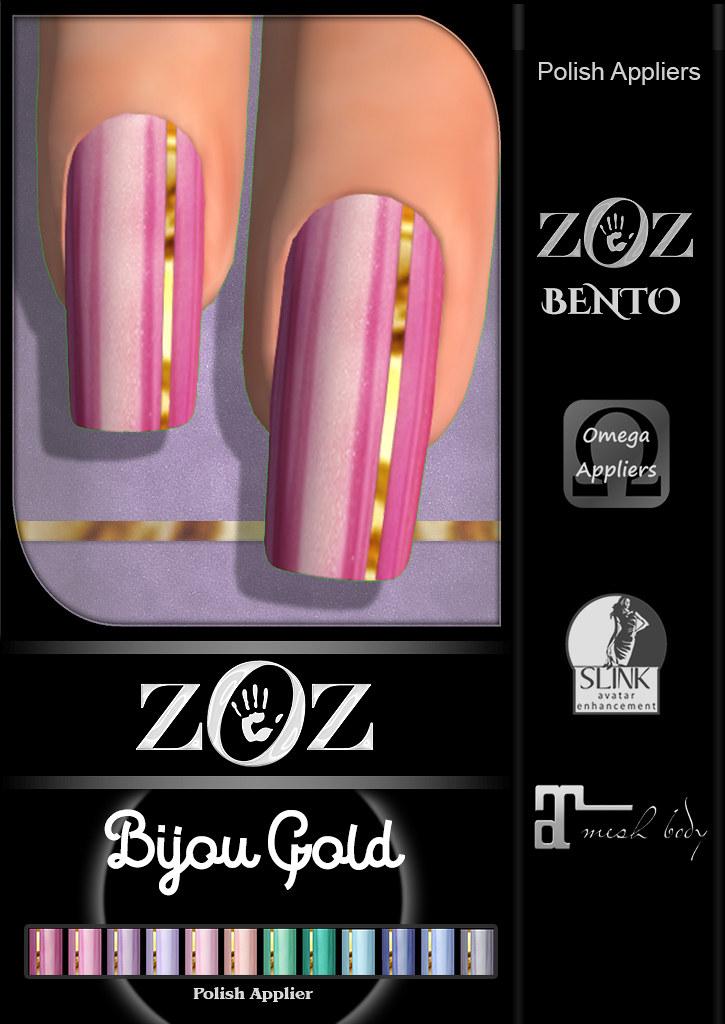 {ZOZ} Bijou Gold L  pix - TeleportHub.com Live!