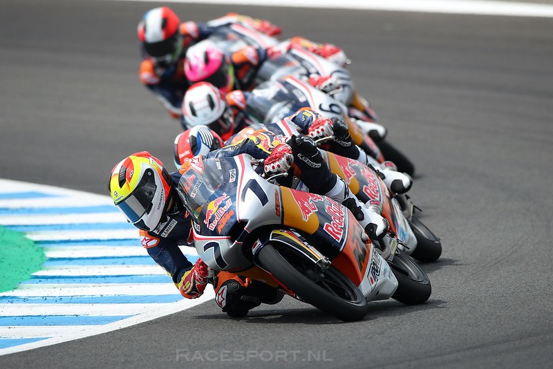 Red Bull MotoGP Rookies Cup race-1