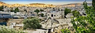 Panorama: South East Jerusalem, Israel(1)