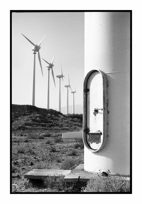 Ilford Pan 100 film photo