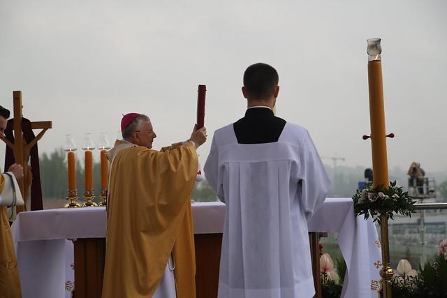 Niedziela Bożego Miłosierdzia w Krakowie Łagiewnikach | Abp Marek Jędraszewski, 28.04.2019 r.