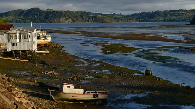 auf der Isla Chiloé...