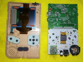 Game Boy Light PCB | by Deep Fried Brains