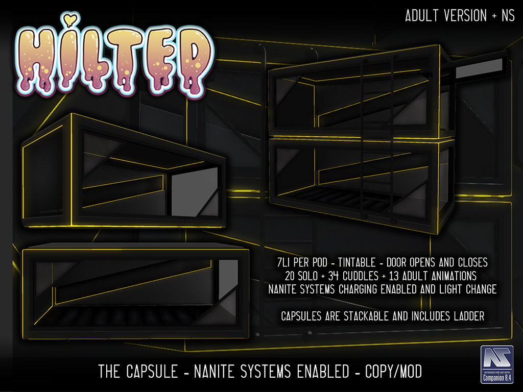 HILTED – The Capsule