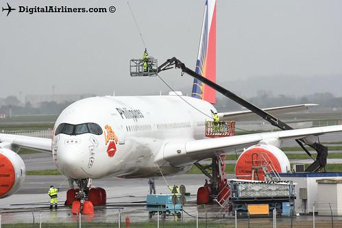 F-WZHI / RP-C3508 Airbus A350-941 303 Philippine Airlines