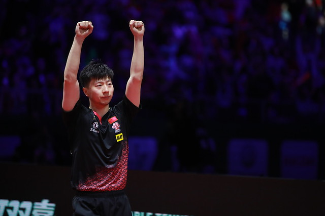 Day 8 - 2019 World Table Tennis Championships