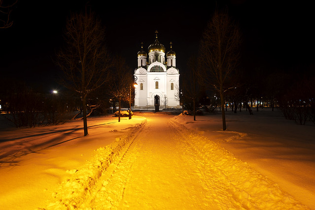 Catherine's Cathedral.