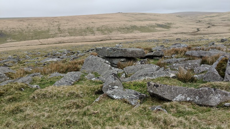 Wildbanks Rocks logan stone