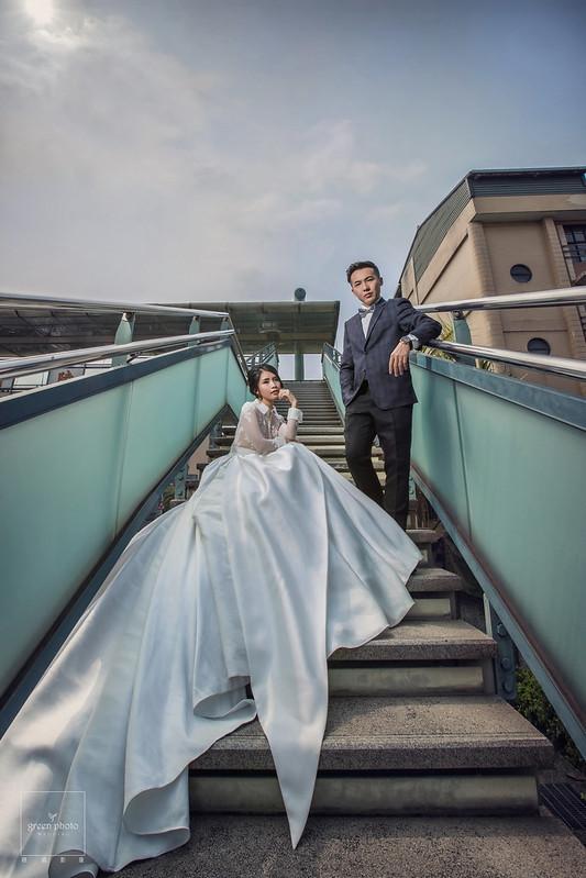 婚紗拍攝 台北婚紗 故事婚紗 海邊 校園