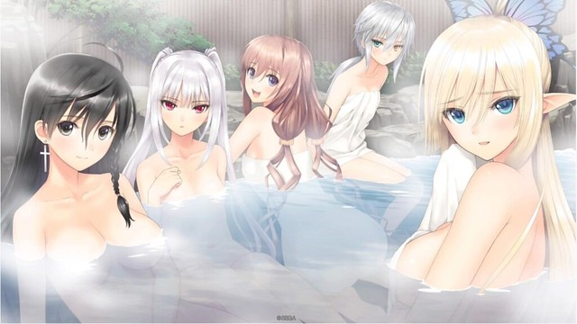 Blade Arcus Rebellion από το Shining - Hot Springs