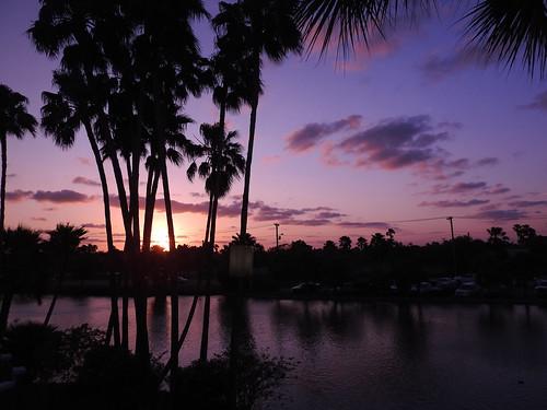 texas sunset brownsville pamhawkes