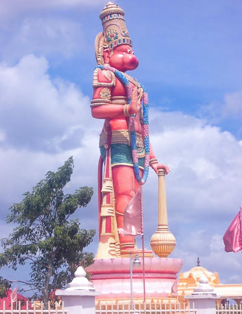 Hanuman LR