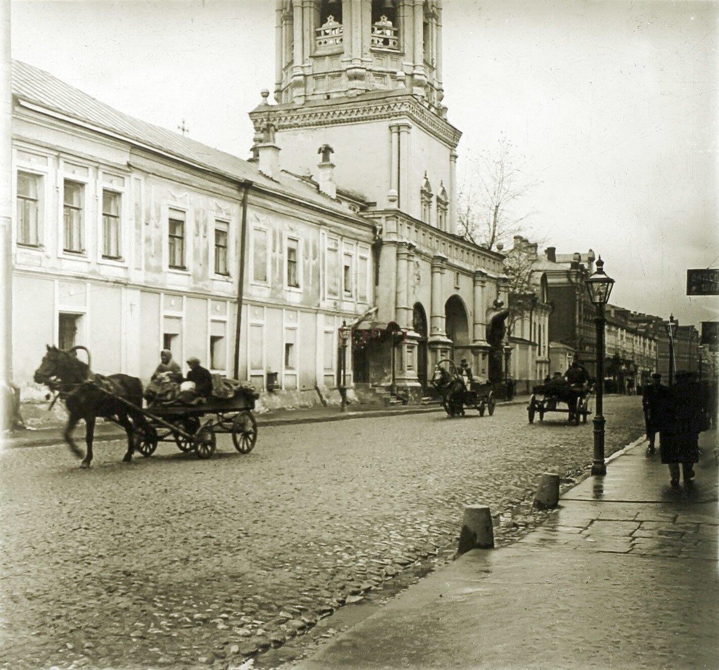 Петровка. 1913