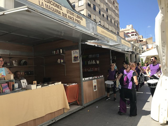 35 Fira Llibre Castelló - Dia 4