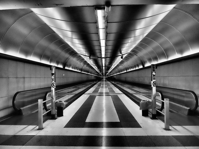 The tunnel of loneliness II