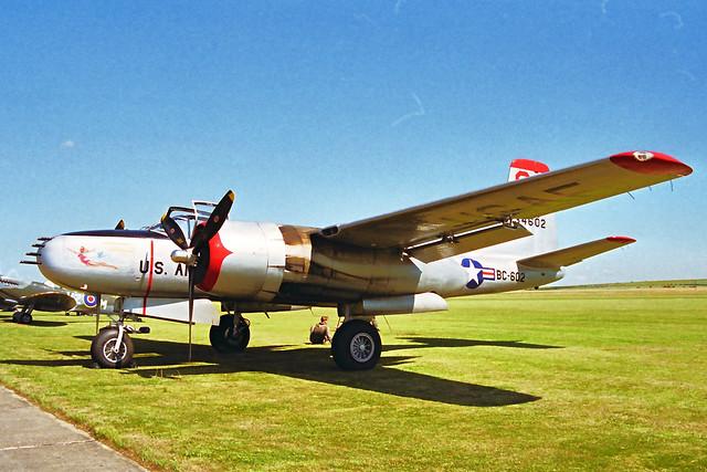 Douglas A-26B Invader 434602 BC-602 N167B