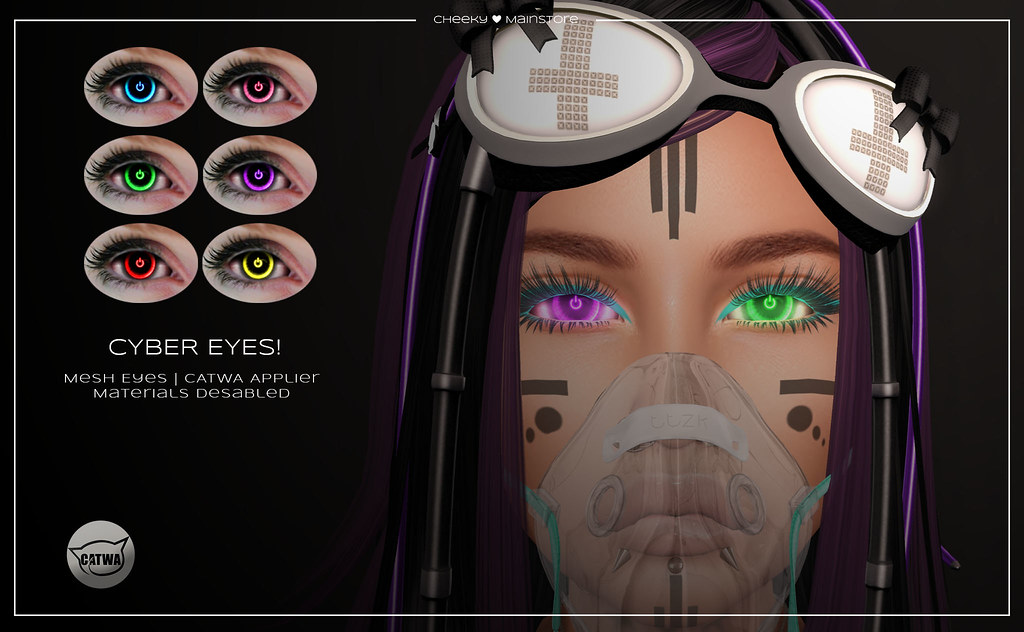 🎀 Cyber Eyes! 🎀