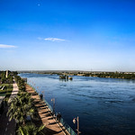 Moon over Euphrates