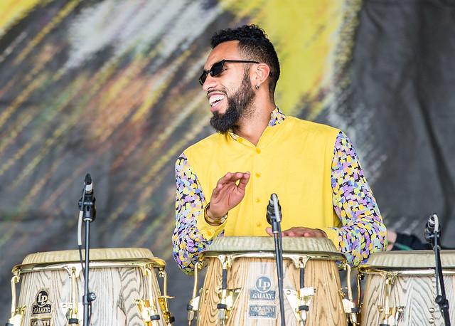 Jazz Fest 2019, Day 7