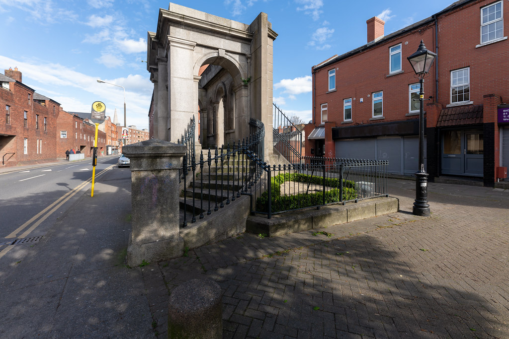 THE COOMBE MEMORIAL - THE LIBERTIES OF DUBLIN 006