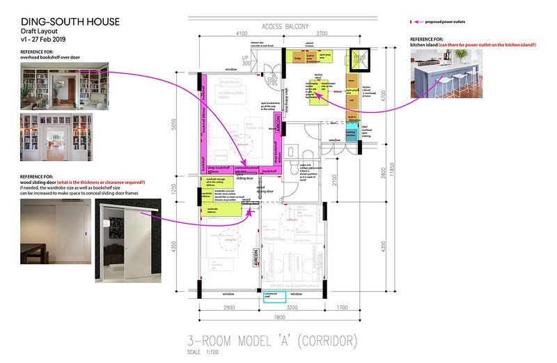 08-84@200640 - Draft Layout v1 - 27 Feb 2019 - For Contractor