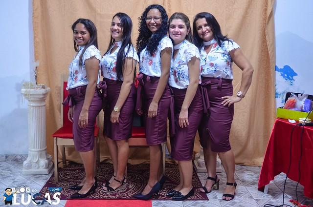 Congresso de Senhoras - Unificados na Fé - Integração