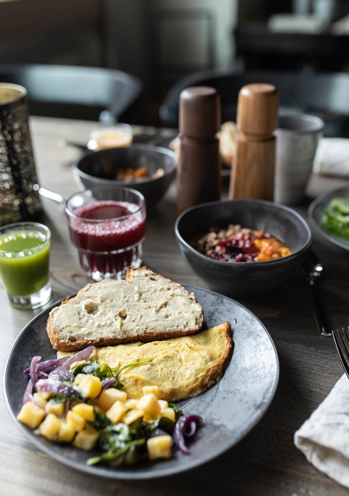 lapland hotels bulevardi breakfast