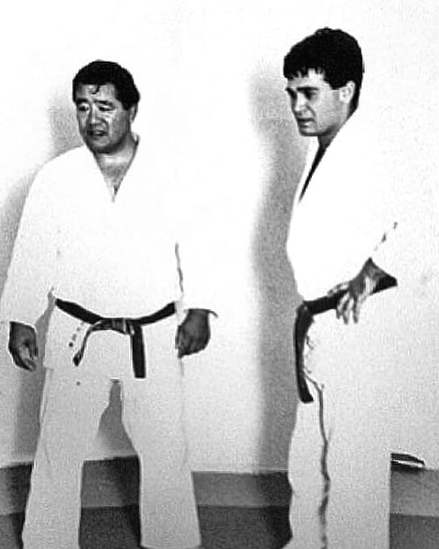 Fukami Masanori et Hratch Demirdjian