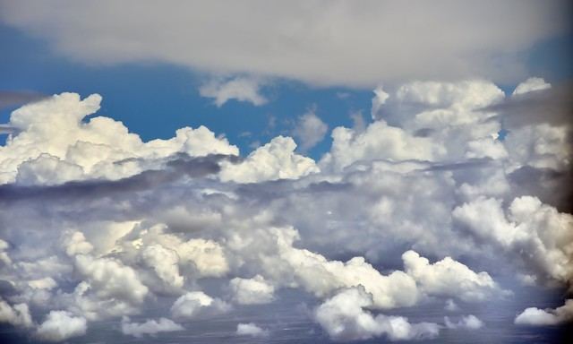 Clouds, Clouds and More Clouds!