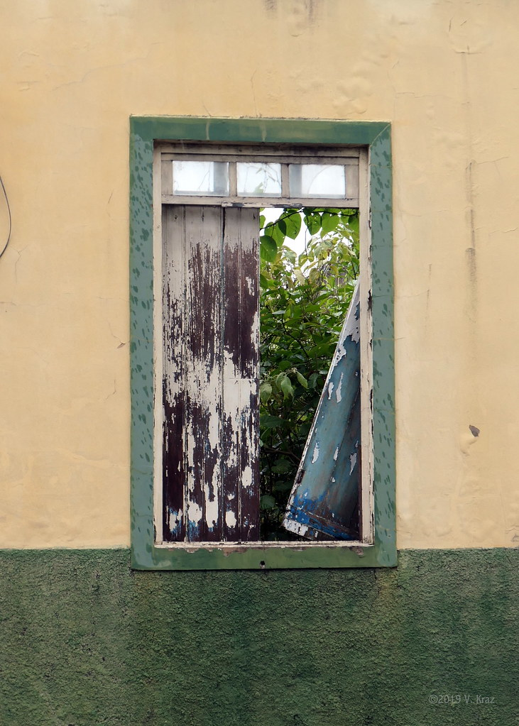 A Window in Local Treats in Parintins, Brazil
