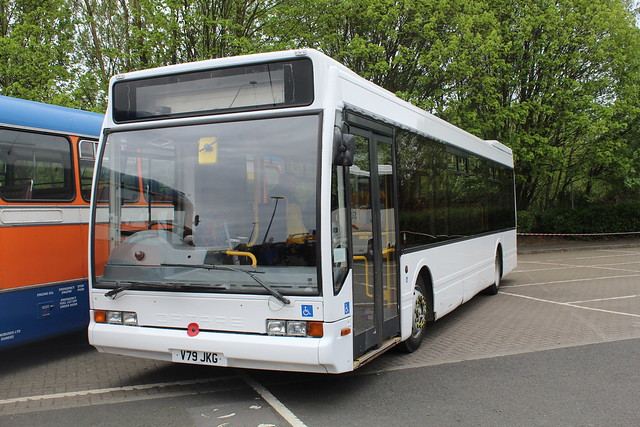 A-Line Coaches V79 JKG