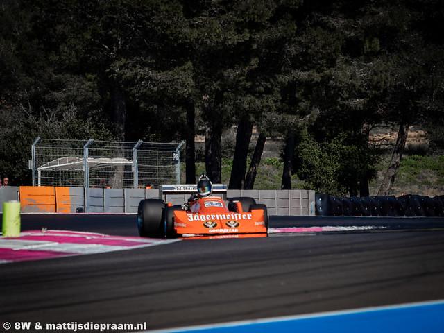 2019 Le Castellet Motors Cup: March 761