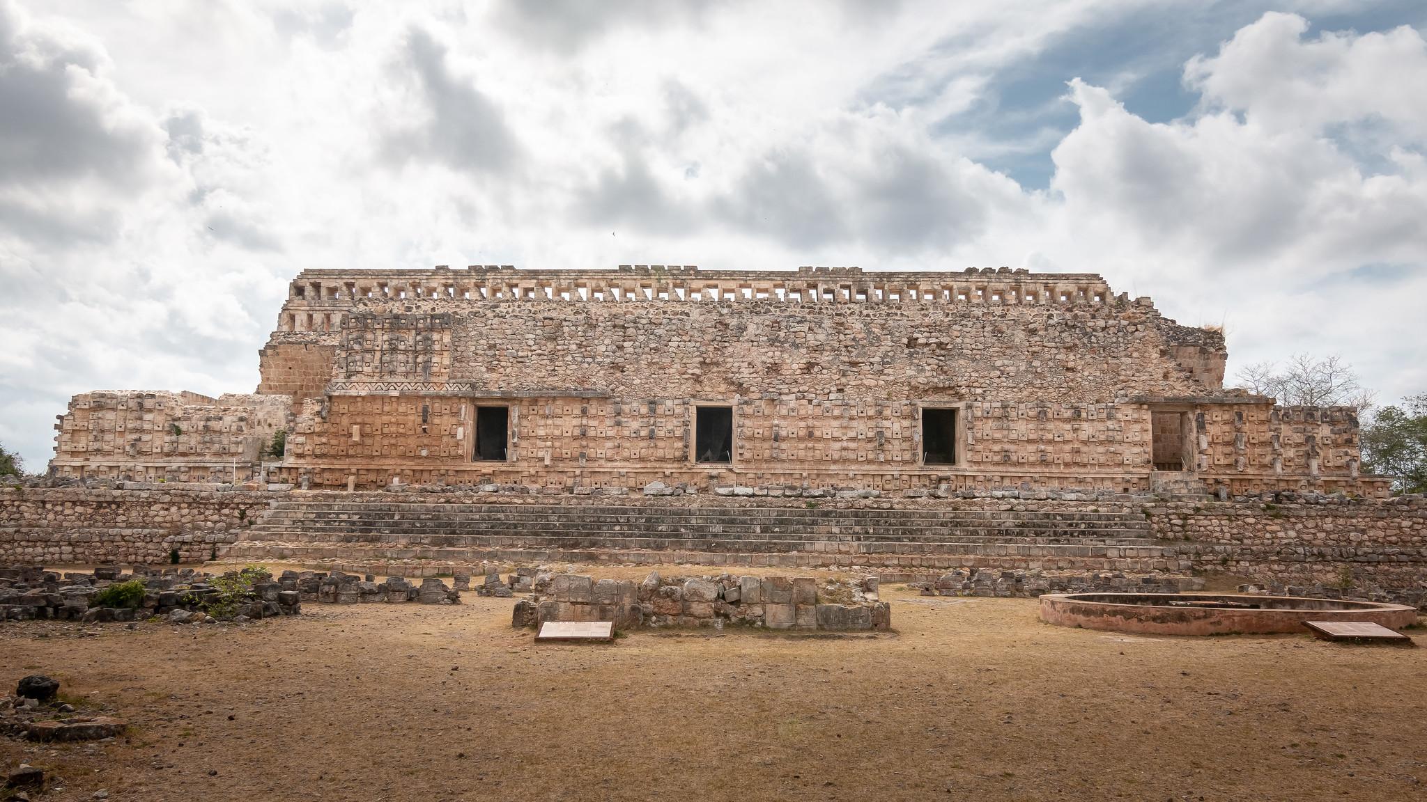 Kabah - Yucatan - [Mexique]