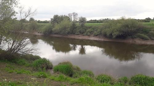 River Ouse Stillingfleet Yorkshire