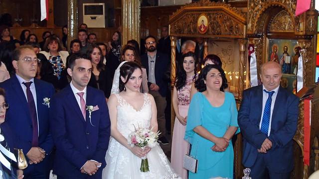 Γάμος Βασίλη Β + Ειρήνης Π. στον Άγιο Πέτρο Λευκάδας