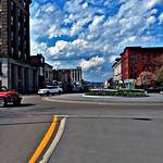 Downtown Olean N.Y.