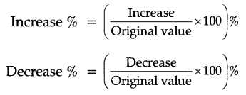 Comparing Quantities Class 8 Notes Maths Chapter 8 5