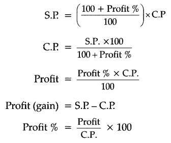 Comparing Quantities Class 8 Notes Maths Chapter 8 3