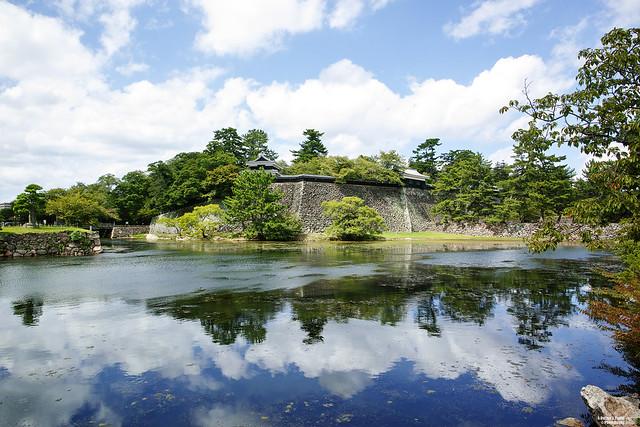 松江城二之丸