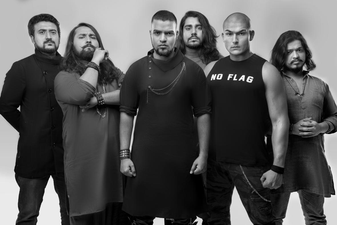 印度金屬 Bloodywood 新曲釋出 Machi Bhasad(Expect a Riot
