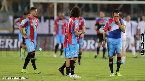 Catania-Rieti 1-1: si chiude al 4° posto, tra i fischi$