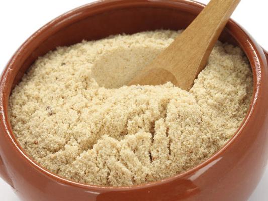 farina manioca