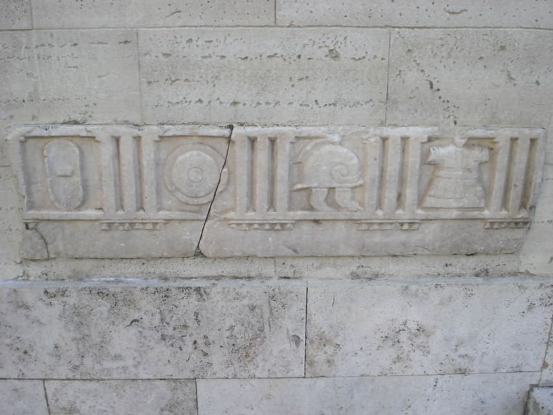 011-фрагмент саркофага (Iв)