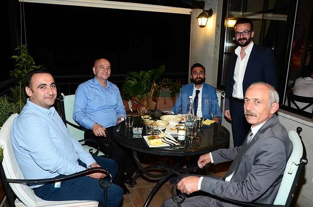 Emre Güzel, Zafer Ataş, Tevfik Kemaloğlu, Ali Onur Yakar, Ayhan Yüksel.