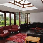 Inside Lantern Roof