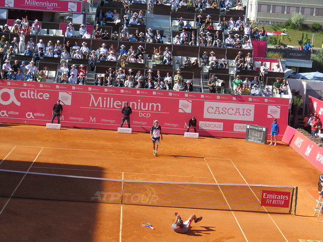 Millenium Estoril Open - The Finals!!!