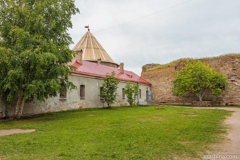 Крепость Орешек, Шлиссельбург