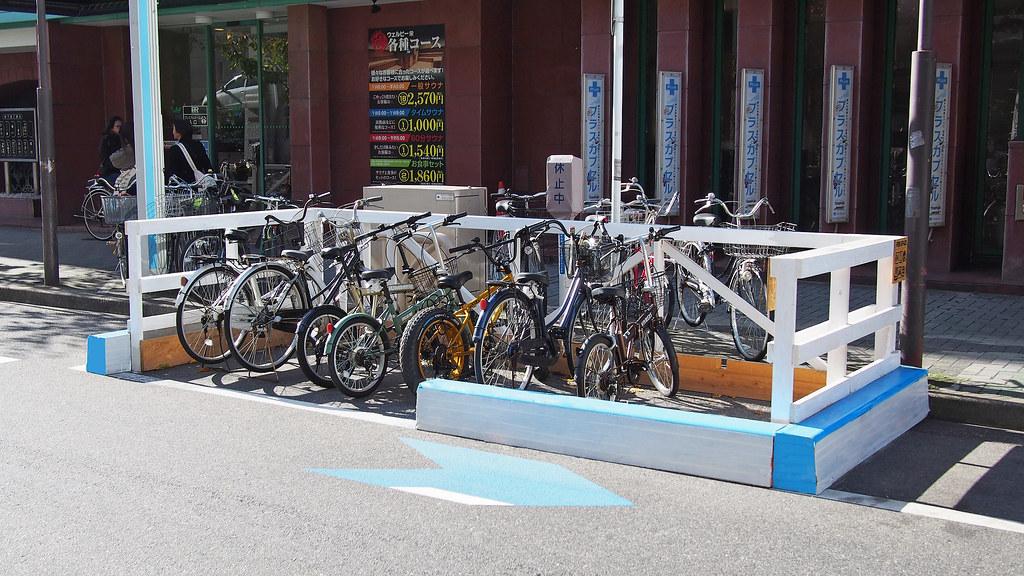 5_駐輪スペース