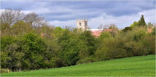 eakring nottinghamshire church mompesson