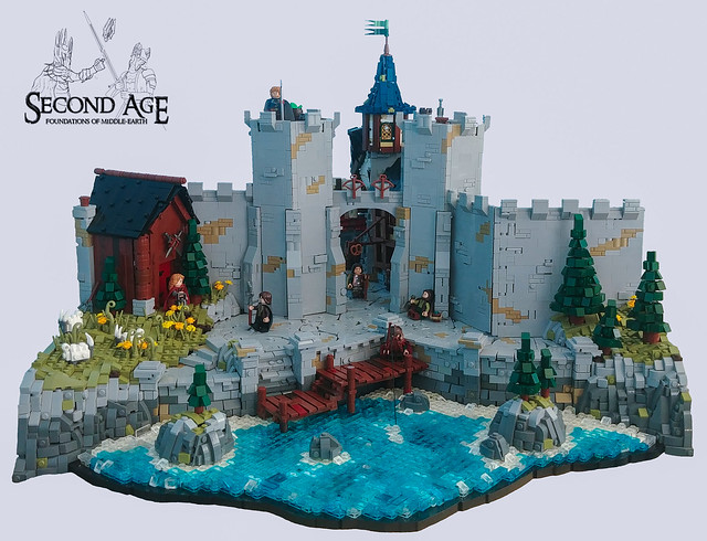 Establishment of Dol Amroth